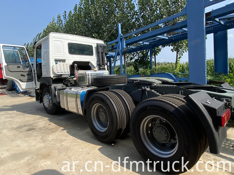 howo tractor truck (2)