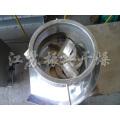 Granulateur de matériau chimique à granulomètre rotatif de la série ZLB