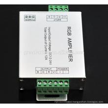 12A 24A 30A LED RGB Amplifier DC12V For Synchronously 10M 15M 25M 5050 RGB Strip