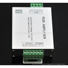 Amplificador DC12V do diodo emissor de luz RGB de 12A 24A 30A para a tira Synchronously de 10M 15M 25M 5050 RGB