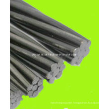 Hot Dipped Galvanized Steel Wire, Guy Wire, Stay Wire