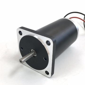 Bürsten-DC-Motor 52mm Durchmesser 24V Nenndrehzahl 2800rpm 0,17 Nm