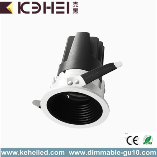 7W COB Spotlight CREE Chips arandela de pared 3000K