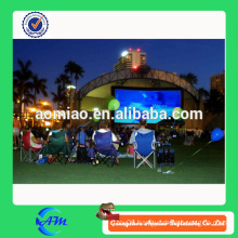 New design inflatable projector movie screen for outdoor advertising, inflatable cinema screen