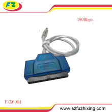 Cable USB2.0 a 3.5 IDE Converter