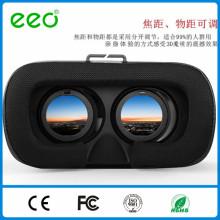 VR BOX 2.0 Realidade virtual óculos 3D para Smartphone com controlador Bluetooth