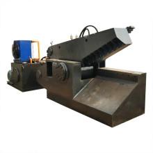 Cisaillement de crocodile de tuyau d'acier de tube en aluminium hydraulique d'usine