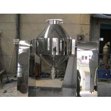 2017 misturador cônico dobro da série de W, misturador da faixa dos SS, misturador industrial horizontal do pó