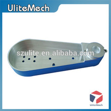Peças de fundição em alumínio de precisão mecanizada CNC