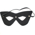 Adult Sex Toy Gadget for Couples Bdsm Game Leather Eye Hollow out Party Mask