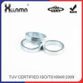 N35 Strong Motor Permanent Neodymium Ring Magnet Generator