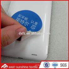 smartphone sticky microfiber screen cleaner