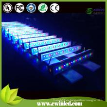 LED 18X3w Ultra Thin Wall Washer con 3 en 1