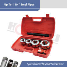 HL-62B Manual Ratchet Pipe Threader With Carriying Case