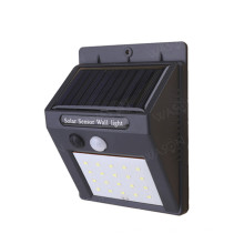 20 LED Solar Energy Powered Gartenwandleuchte