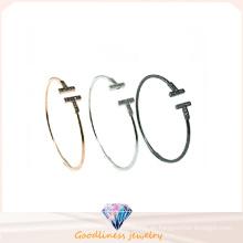 2016 joyas más recientes para la mujer 925 brazalete de plata (g41284)