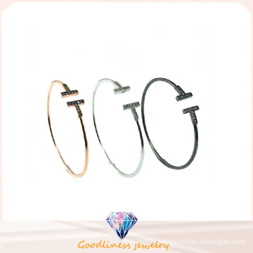 2016 Newest Jewelry for Woman 925 Silver Bangle (G41284)