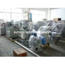 Machine de fabrication de granulés de PVC souple