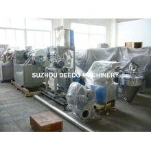 Máquina de fabricação de pellets de PVC macia