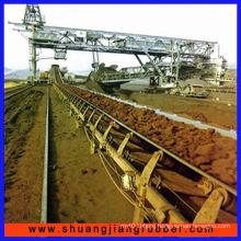 Acid-Alkaline Resistant Conveyor Belt (4.6 degree)