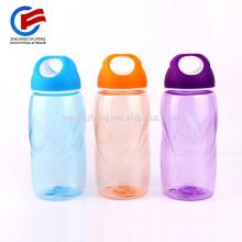 300ml BPA livram o copo plástico do espaço da garrafa de água dos esportes das meninas dos miúdos BPA livre