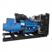 Générateur diesel de type ouvert Baudounin