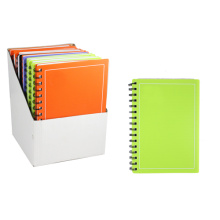 A5 hard cover Spiral Notebook