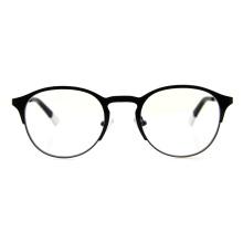 OEM Custom Logo Classic Man Metal Silicone Nose Pads High End Designer Optical Frames