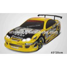 VRx гоночных X-Рейнджер EBD электрические дрейф версия автомобиля, желтый, 1/10 шкала