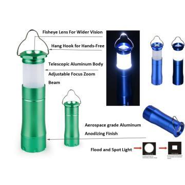 Телескопические светодиодные фонари