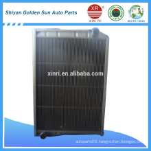 Great performance Steyr truck radiator WG9112531001