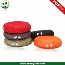 Cama de relleno de mascota / cama de beanbag de gato de impresión