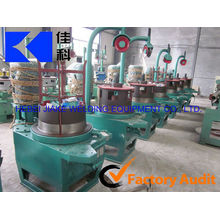 low carbon steel wire drawing machine / wire drawing production line