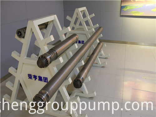 Centrifugal pump of electric submersible pump unit