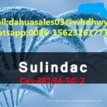 Sulindac de alta calidad con buen precio (CAS: 38194-50-2)