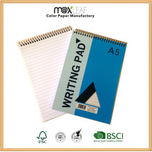 Item promocional Customized Brand Spiral Notebook of Students