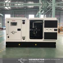 Wechselstromdreiphasiger stiller Dieselgenerator 75 kva mit CUMMINS Motor 4BTA3.9-G11