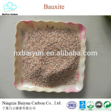 Precio competitivo del mineral sin procesar de la bauxita de la pureza elevada