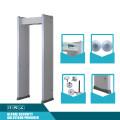 6 zonas 20 Security Level Door Frame Metal Detector
