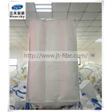 Big bag 1.5ton per PET o sabbia