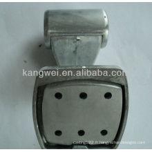 Pièces de fonte en aluminium les plus récentes pour la machine