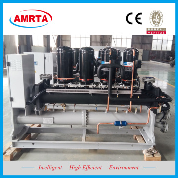 Customized Water Cooled Scroll Screw Chillers