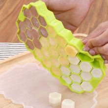 Silikon Ice Chocolate Jelly Candy Sabun Mould Ice Tray