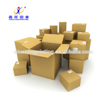 Good Weight Capacity Corrugated Paper Cartons Factory Outlet Paper Boxes