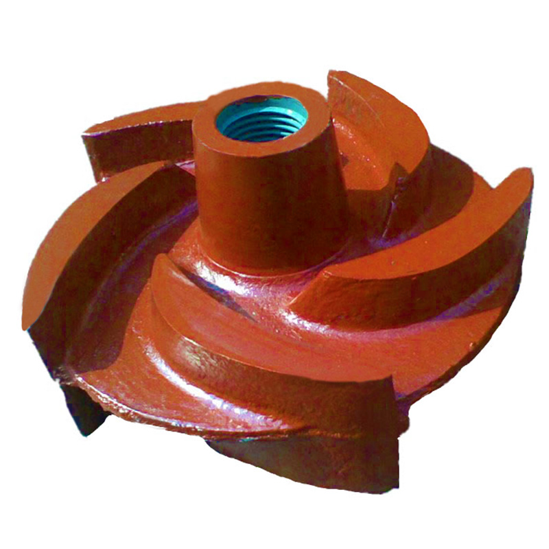 vertical pump impeller