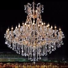Type européen lumière de lustre de palais de Maria Theresa 81170