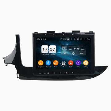 MOKKA 2017 Android 10 Auto-Audio-Navigationssystem