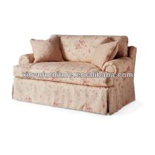 American village style living room sofa furniture