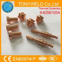 Consumibles de soplete dinámicos SL60 SL100 9-8210 puntas de plasma