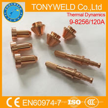 Cutting torch consumables dynamic SL60 SL100 9-8210 plasma tips